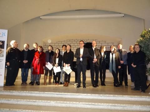 Concours des Virtuoses du Coeur 2014 : Résultats et remerciements
